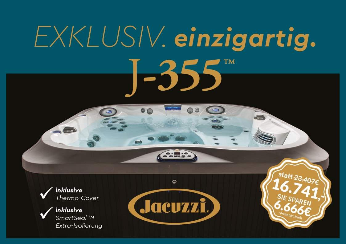 whirlpool center aktion jacuzzi j 355