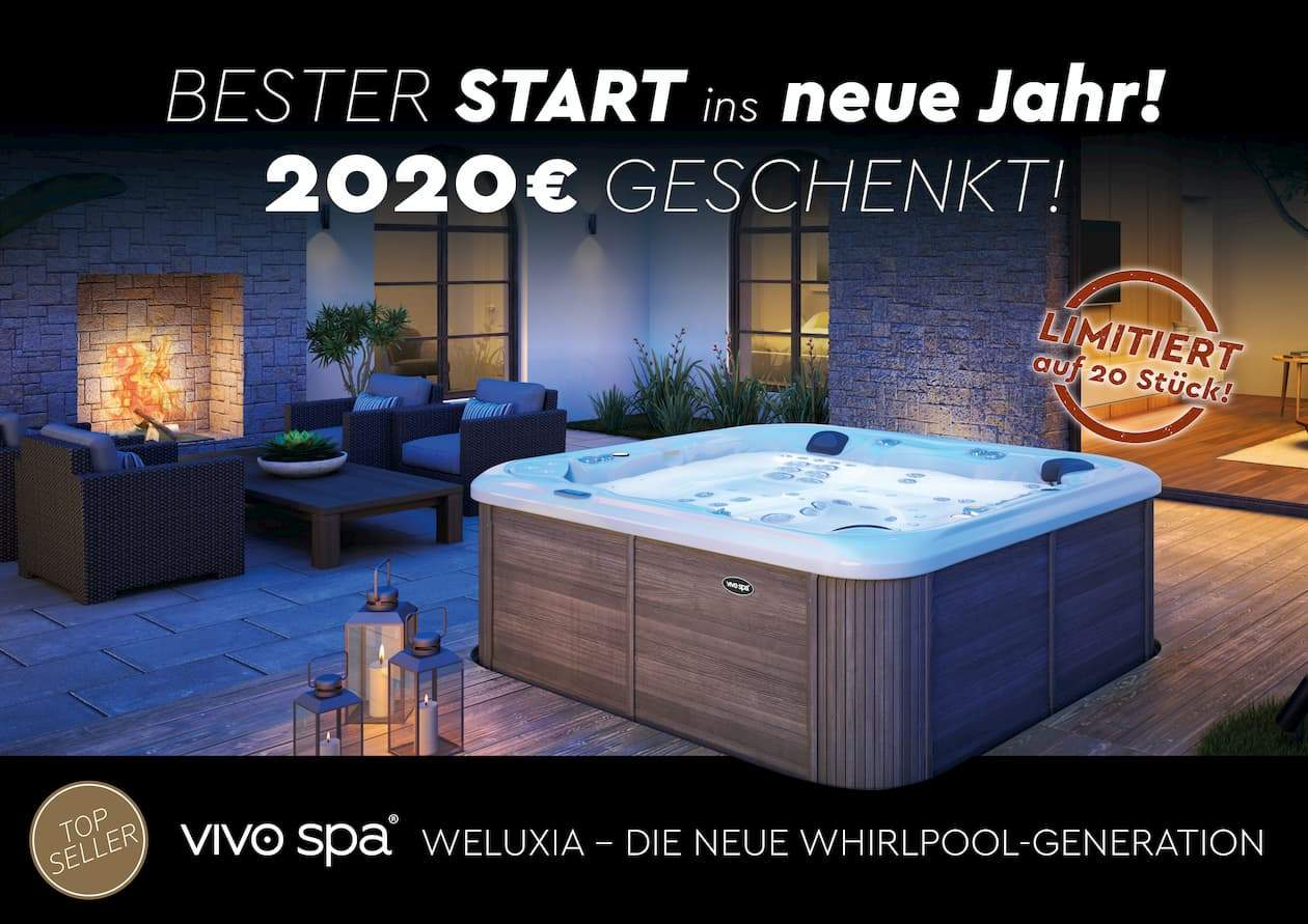 whirlpool center aktionen vivo spa weluxia topseller