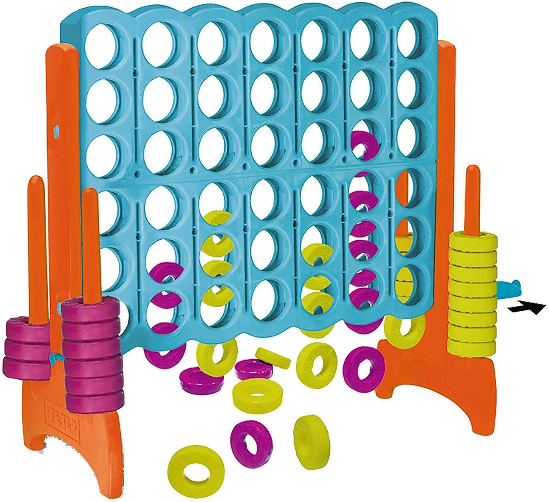 Garten Kinderspielgeräte Inspirierend Feber Famosa 4 In Line Kinderaktivitätszentrum 4 In Line Für Kinder Von 3 Bis 8 Jahren