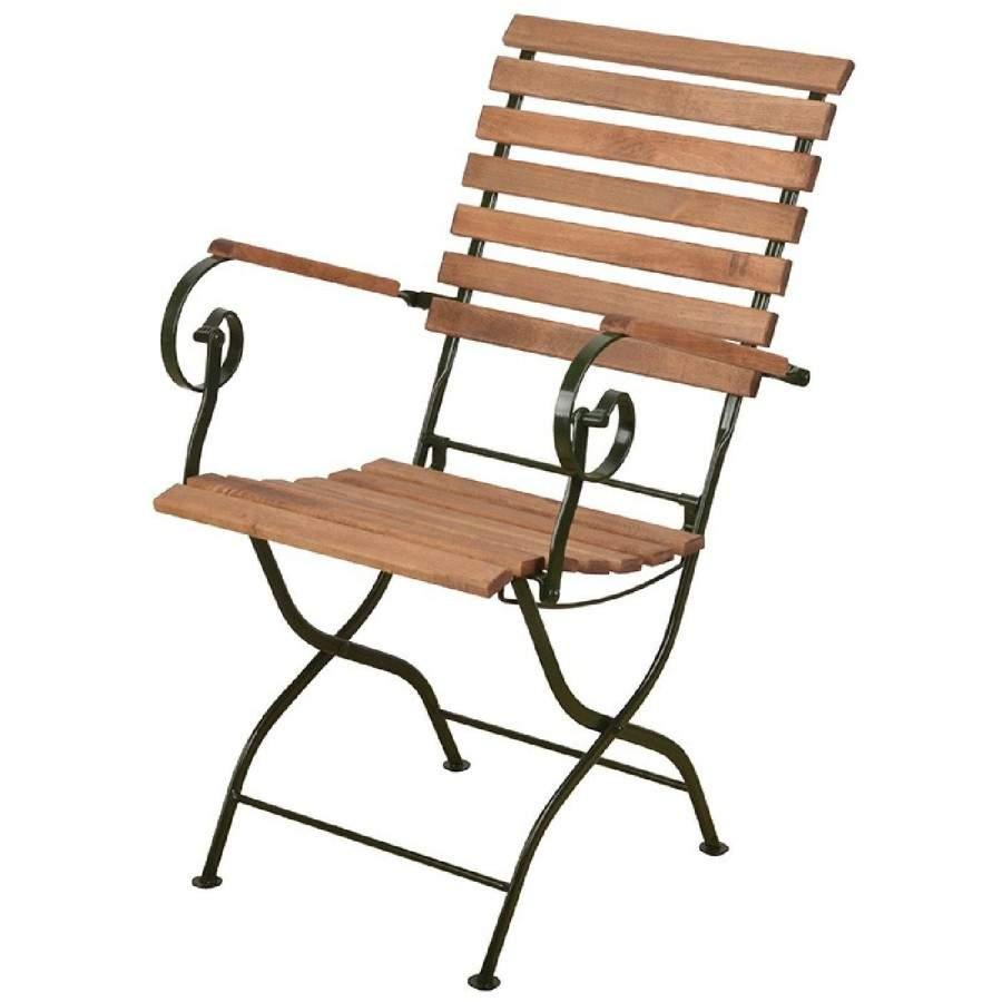 Klappstuhl Nostalgie in grn aus Holz Metall 900x900