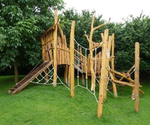 Garten Klettergerüst Einzigartig Klettergerüst Für Spielplätze Spielart La Colline À