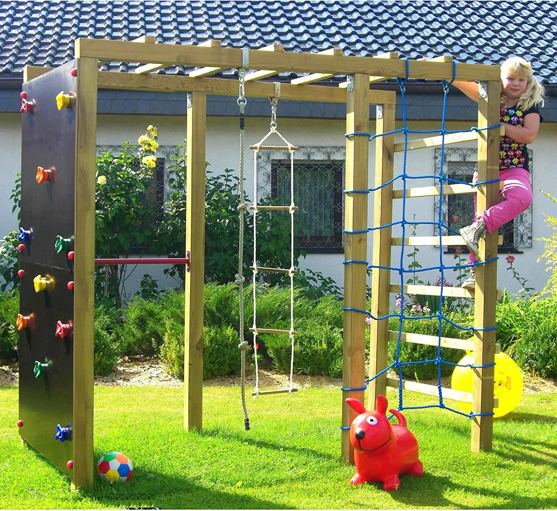 Garten Klettergerüst Einzigartig Klettergerüst Garten • Vergleiche Angebote