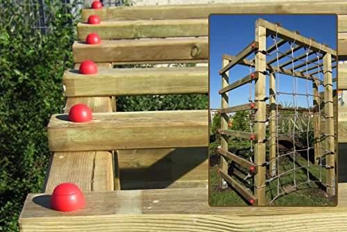 Garten Klettergerüst Frisch Gartenpirat Klettergerüst Premium Mit Kletterwand