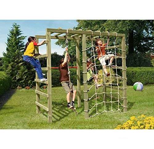 Garten Klettergerüst Genial Gartenpirat Klettergerüst Aus Holz Garten Kids