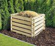 Garten Komposter Frisch Komposter Holzstecksystem