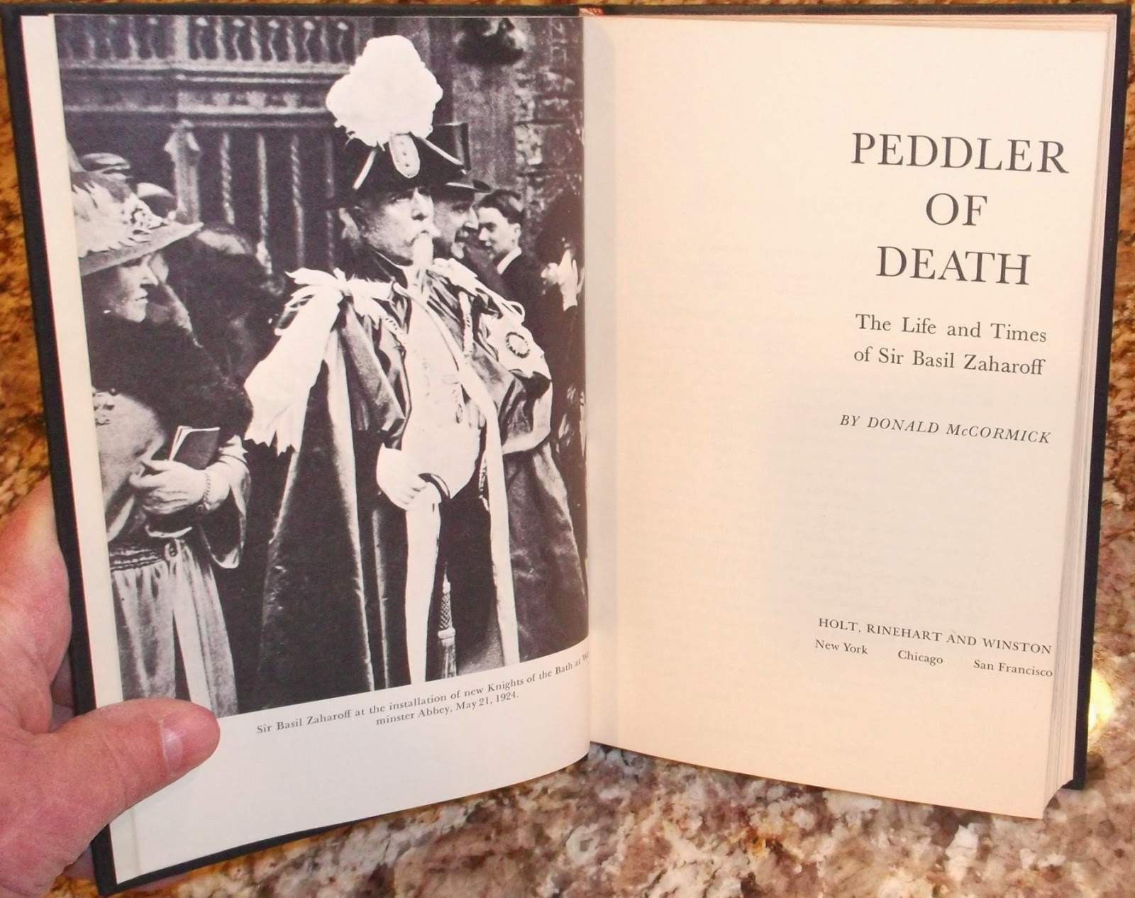 1965 Peddlar of Death