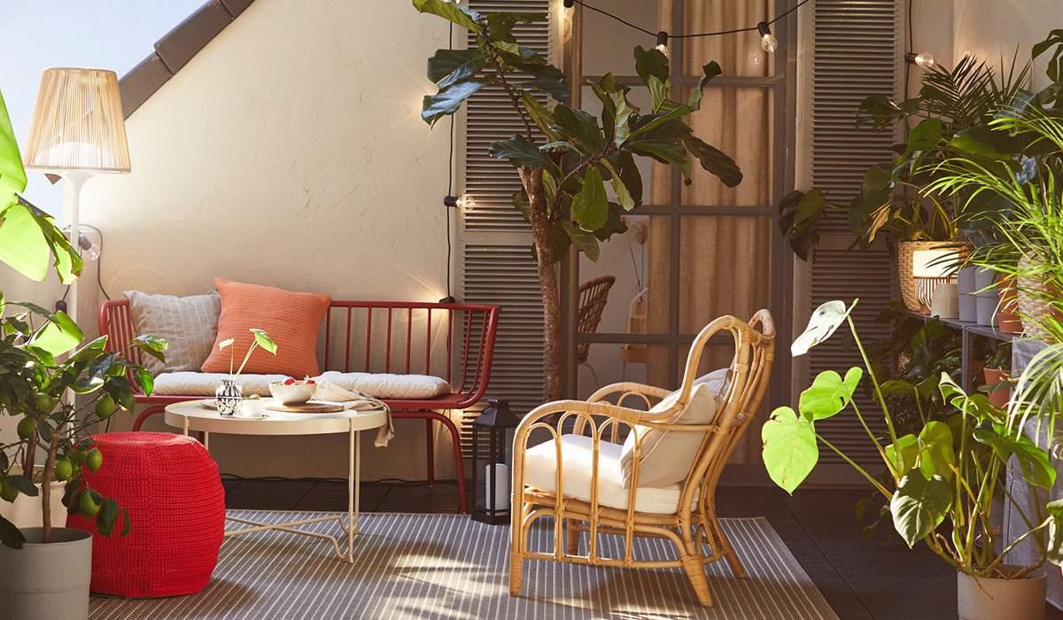 Garten Lampen Das Beste Von Ideen Für Garten Balkon Und Terrasse Ikea Schweiz