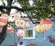 Garten Lampions Reizend Gartenbeleuchtung Selber Machen Garten