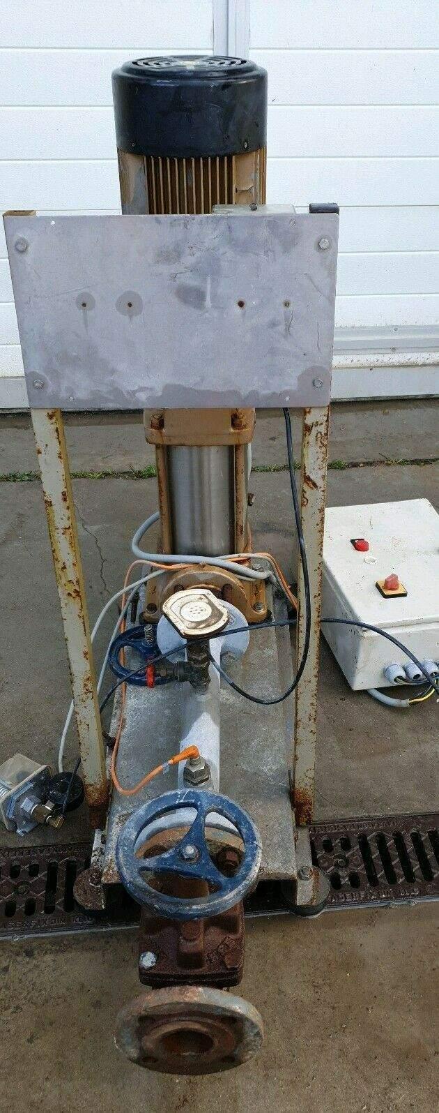 garten pumpen luxus pumpe grundfos cr 16 50 f a a druckerhohungspumpe 3 x 400 v druck p9 1200 of garten pumpen