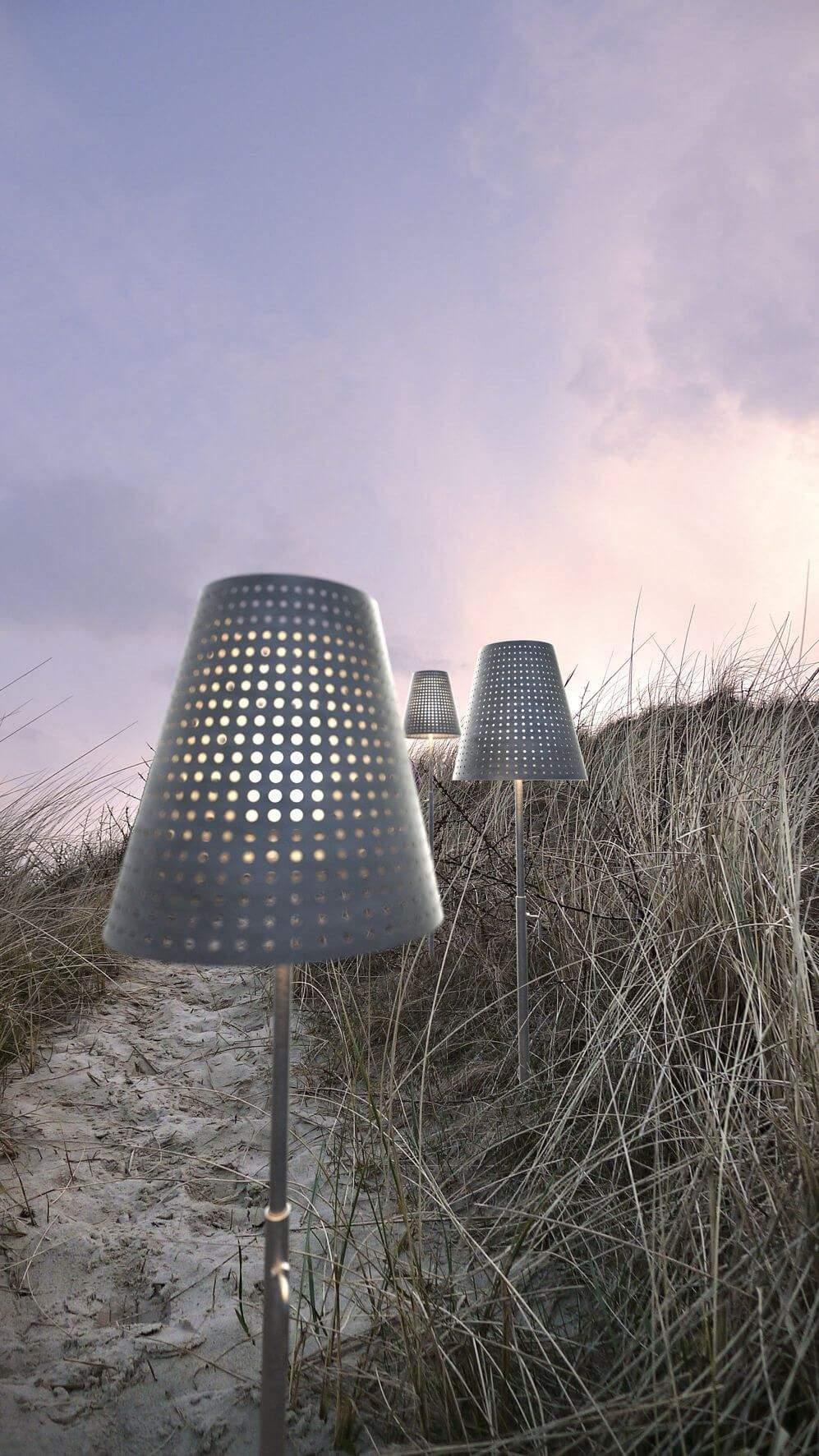 Garten Leuchten Neu Industrielle Stehlampe Weglampe Fuse