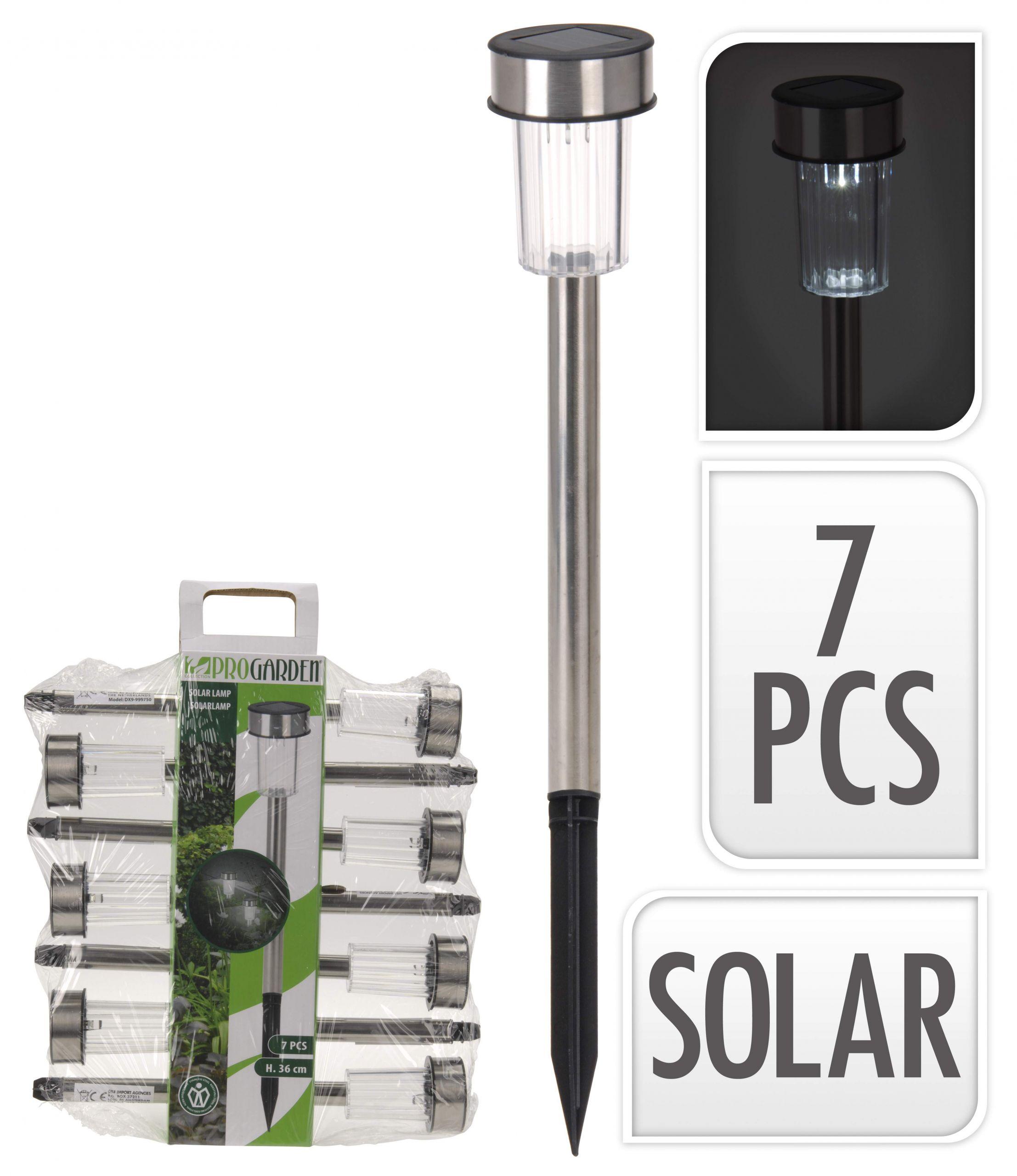 solarlampen