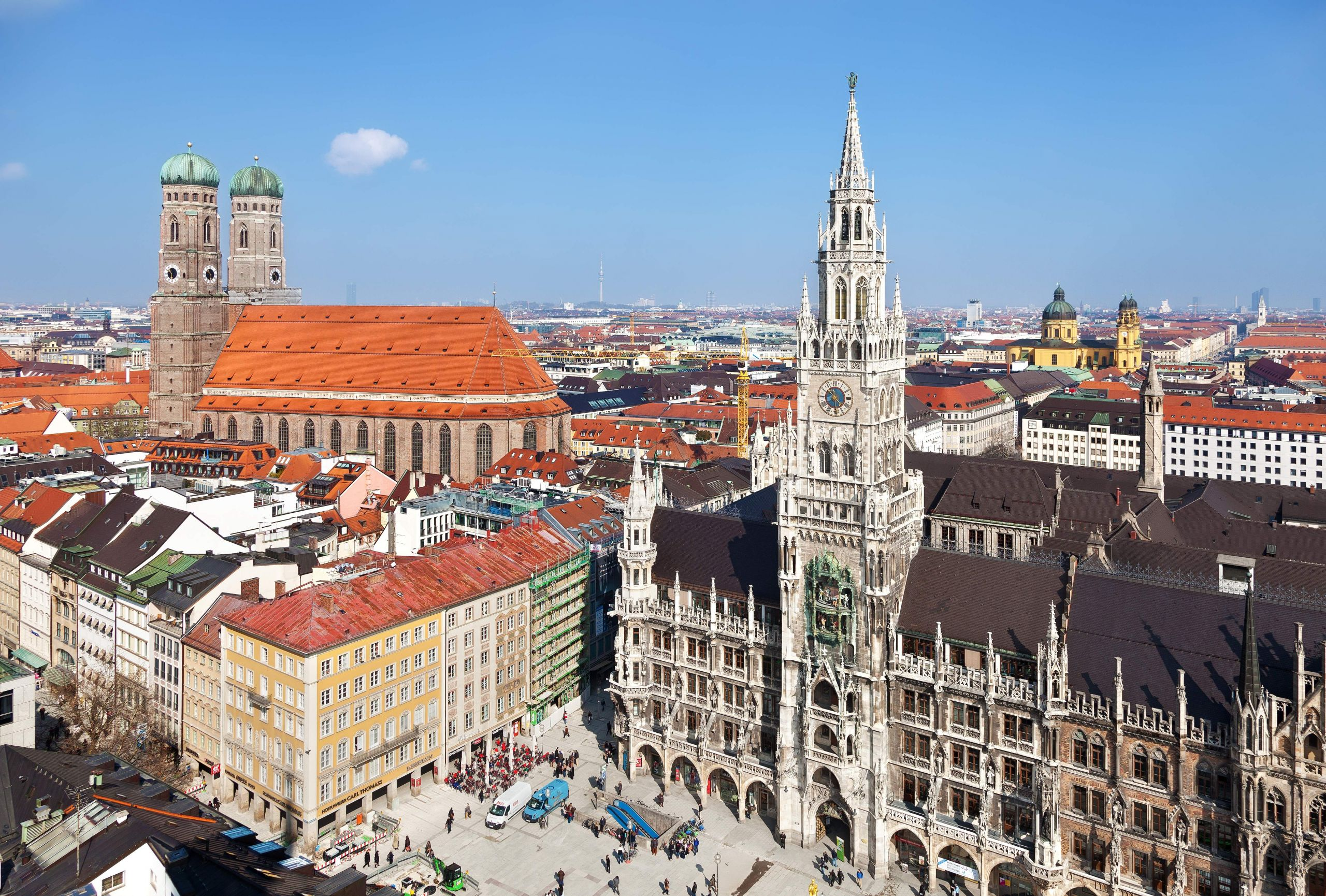 Stadtbild München