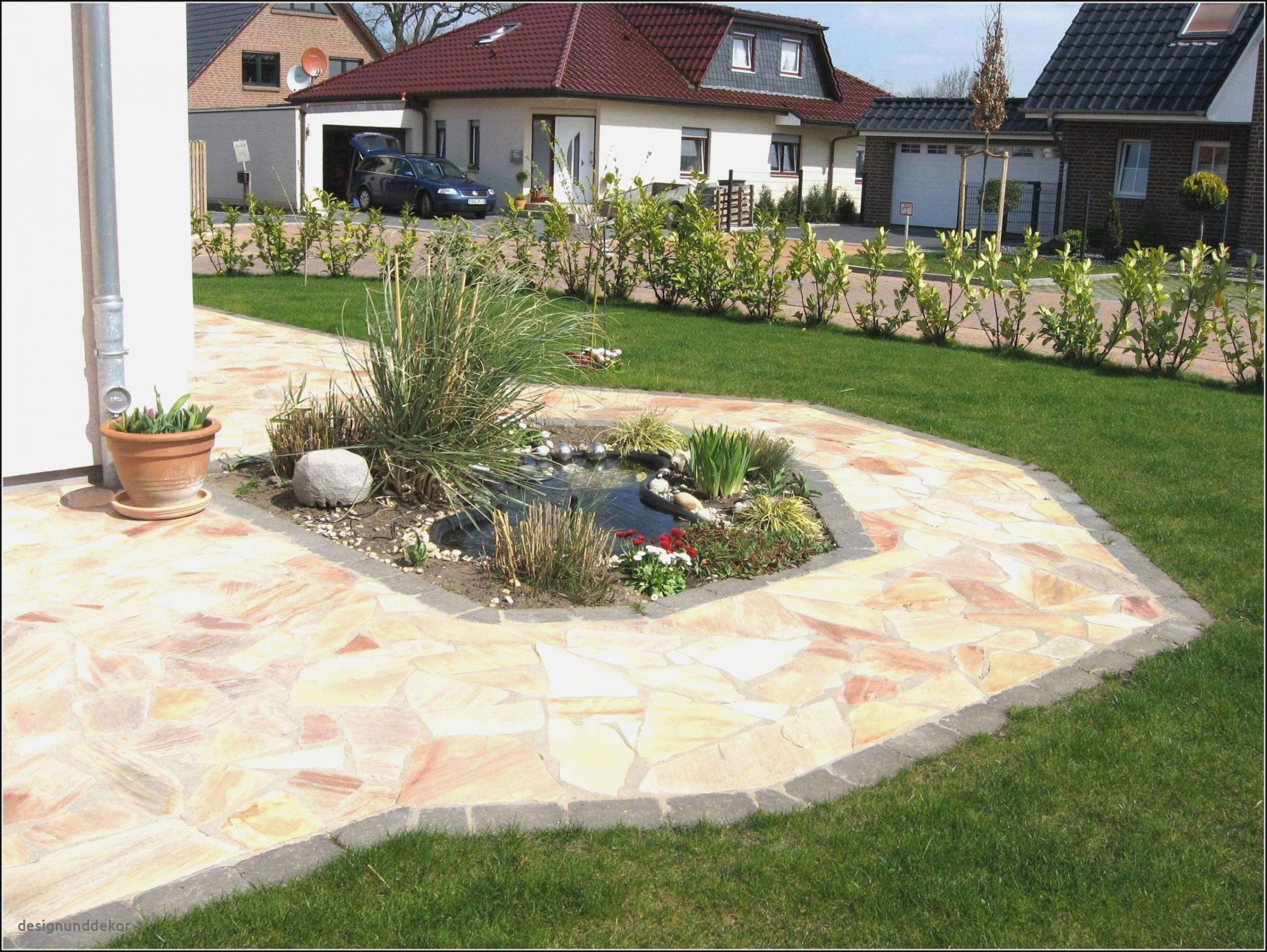 Garten Mit Steinen Anlegen Genial Gartengestaltung Mit Holz Und Stein — Temobardz Home Blog