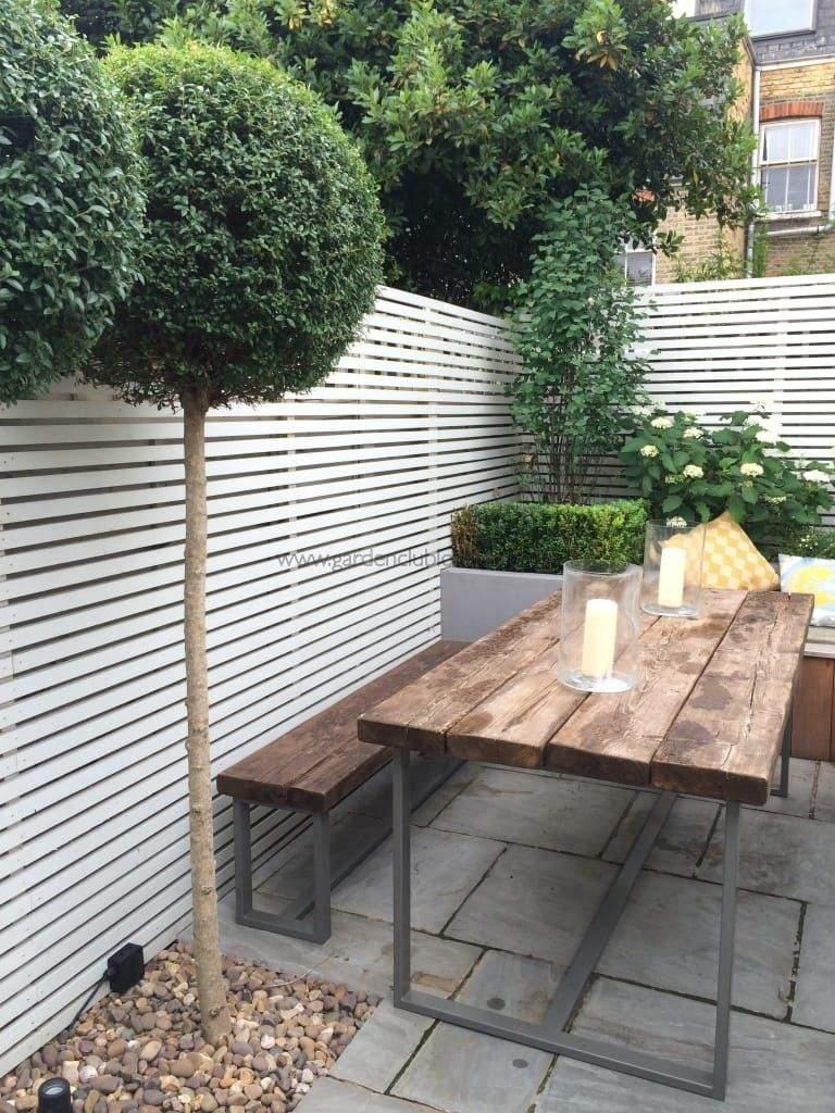 Garten Modern Frisch Slim & Subtle Rear Garden Moderner Garten Von Homify Modern