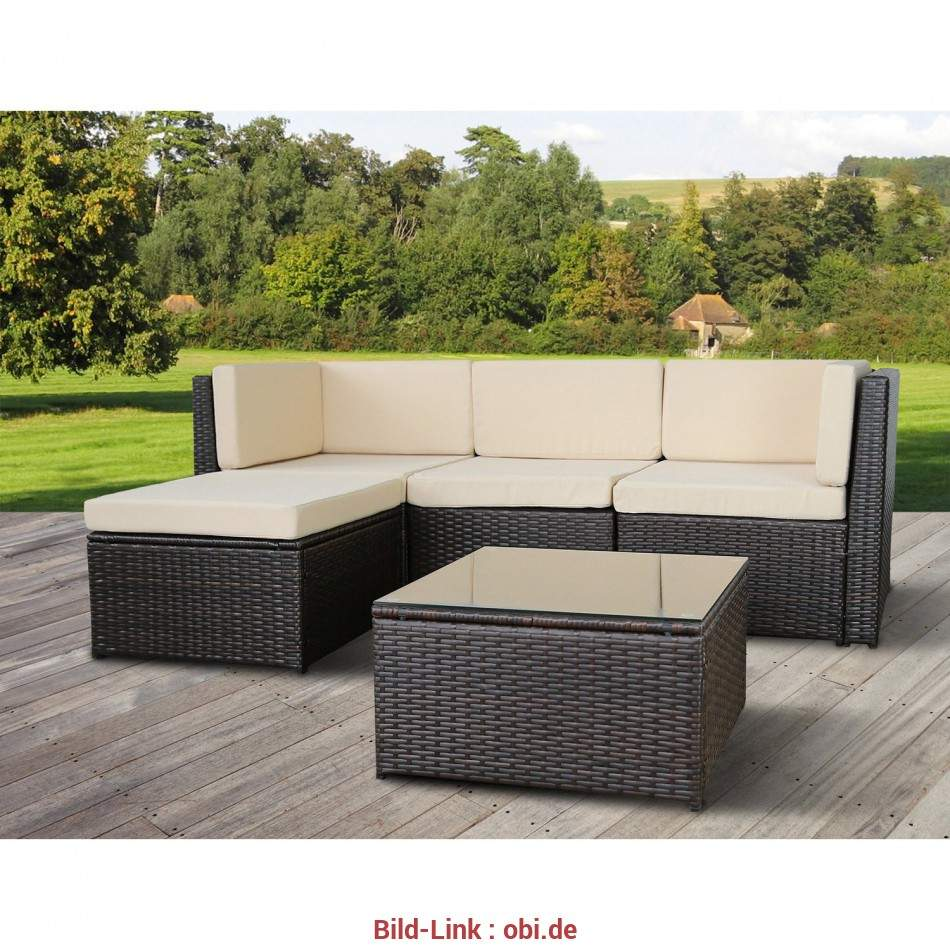 garten lounge set gartenfreude garten lounge relax polyrattan bicolour braun 13 teilig 56