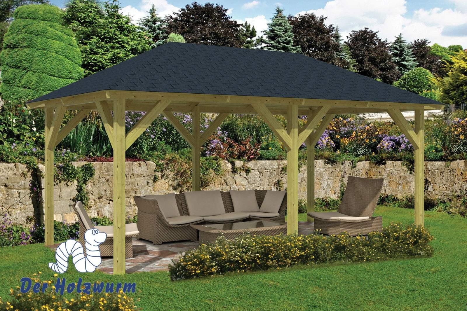Gartenpavillon Superior