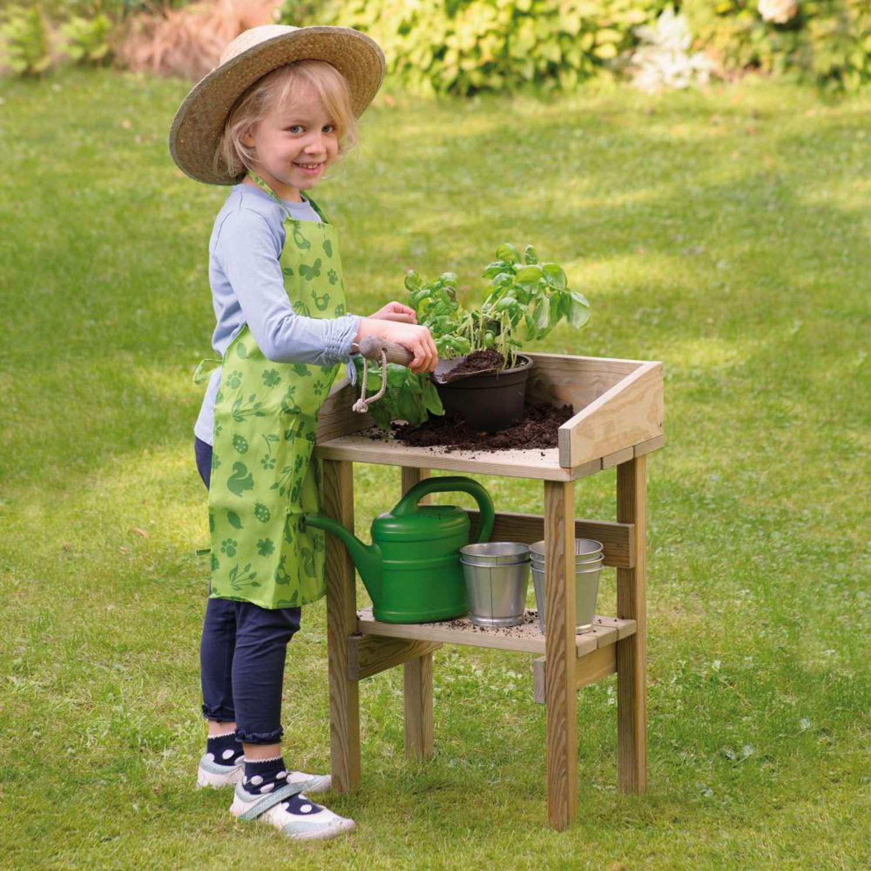 Kinder Pflanztisch Erzi 1