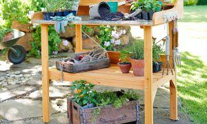 26 Genial Garten Pflanztisch Genial