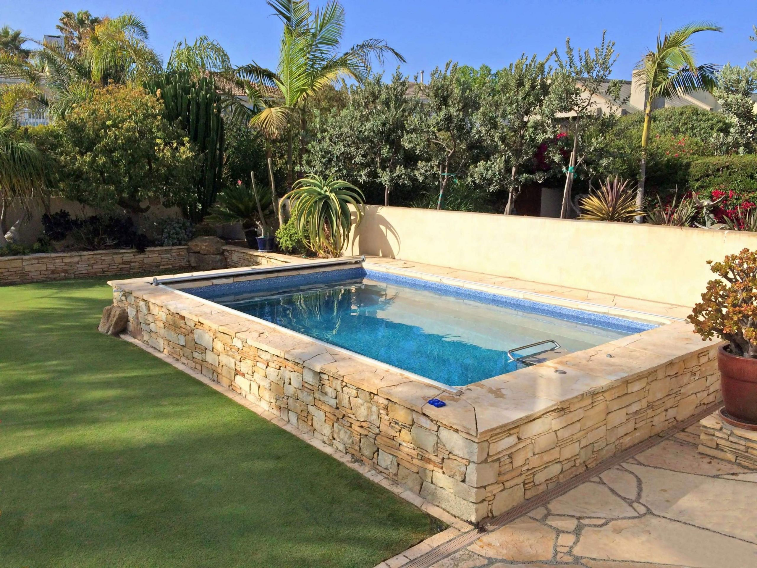Garten Pool Guenstig Kaufen Neu Pool Kleiner Garten — Temobardz Home Blog