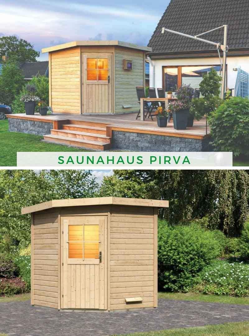 Garten Sauna Schön Eine Fasssauna Im Garten