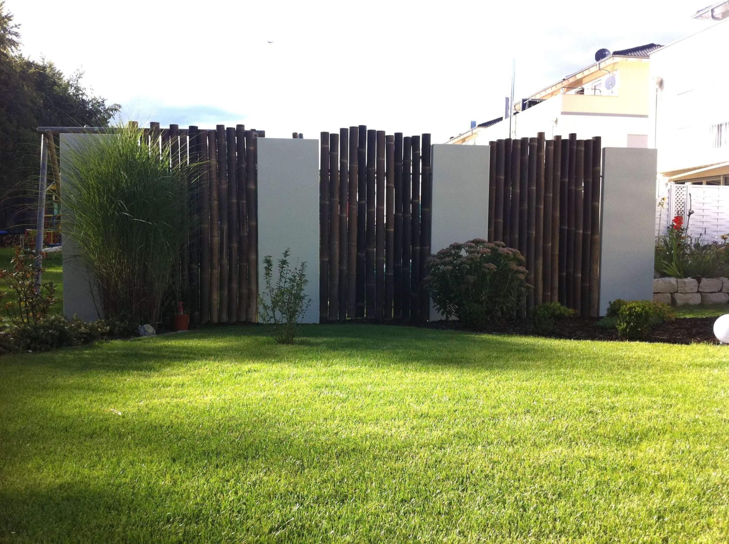 29 Das Beste Von Garten Sichtschutz Bambus Neu Garten Anlegen