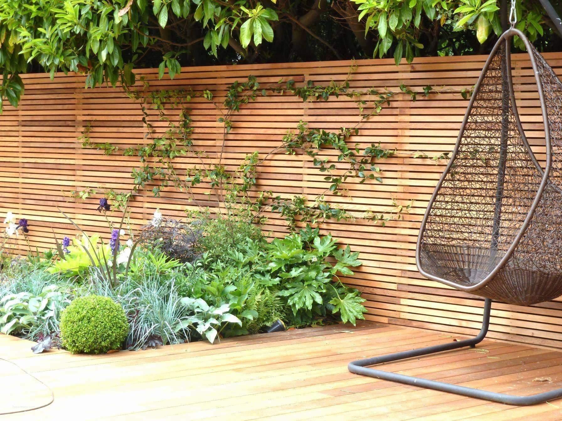 28 Frisch Garten Sichtschutz Ideen Inspirierend Garten Anlegen