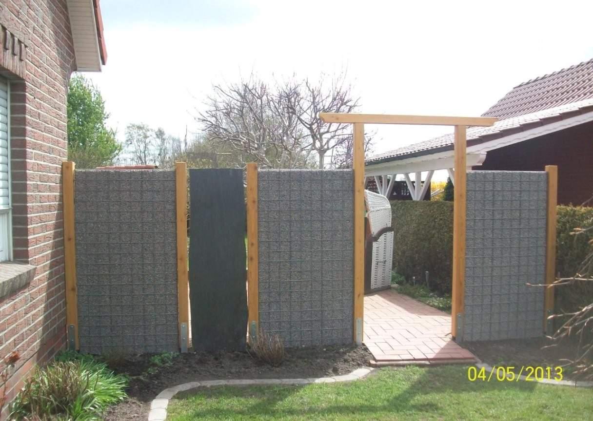Garten Sichtschutz Selber Bauen Luxus Gartendusche Sichtschutz Sichtschutz Garten Selber Bauen