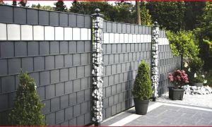 36 Luxus Garten Sichtschutzwand Inspirierend