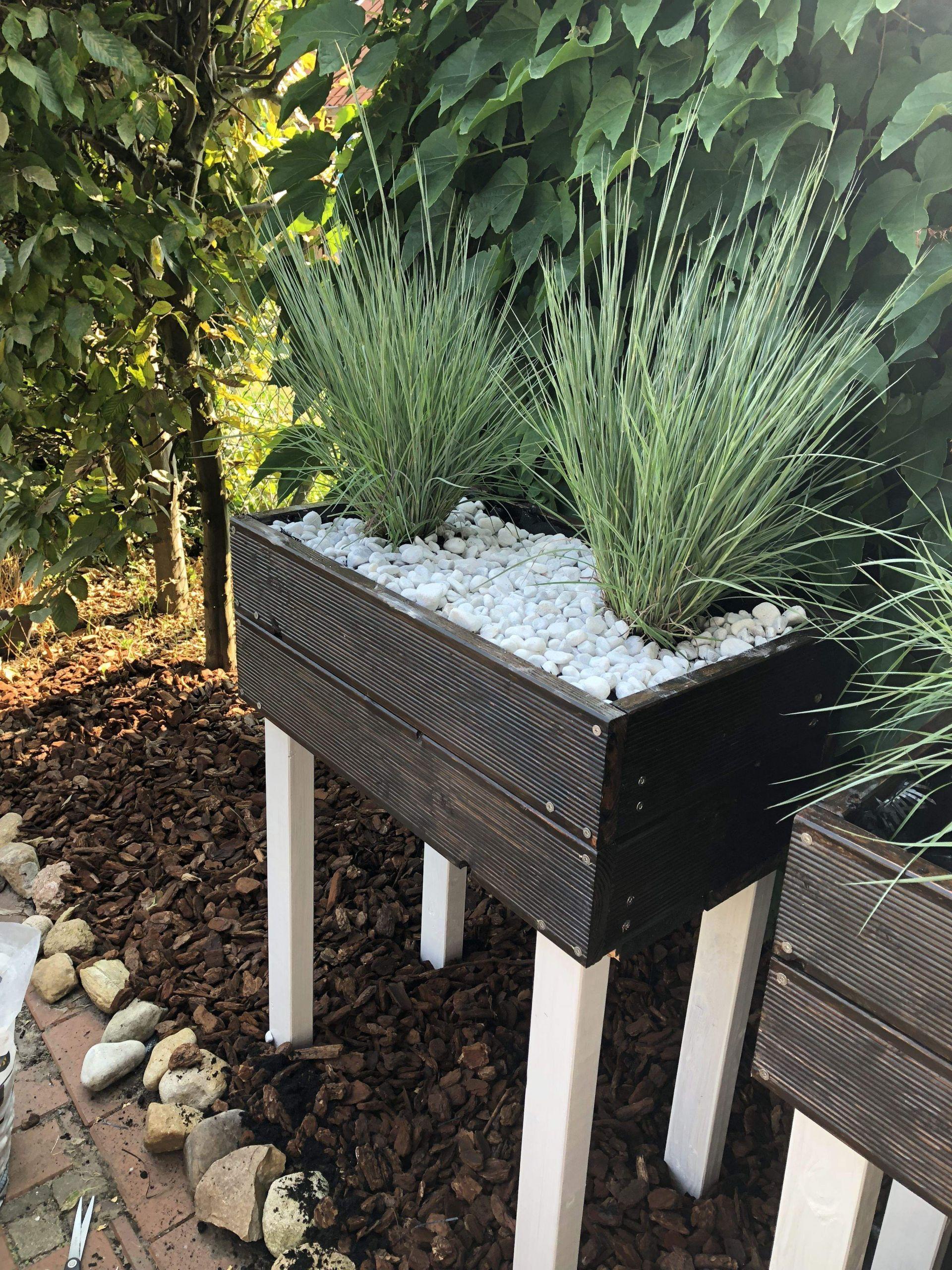 Garten Spalier Einzigartig Diy Pflanzkübel Auch Als Sichtschutz