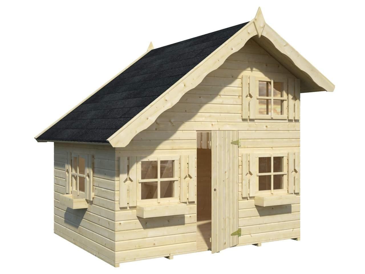 Palmako Spielhaus Tom 1280x1280