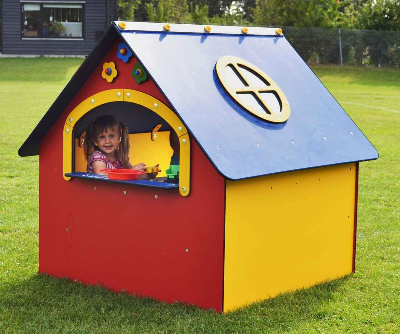 Ledon Spielhaus Sonnenblume Anwendung 2