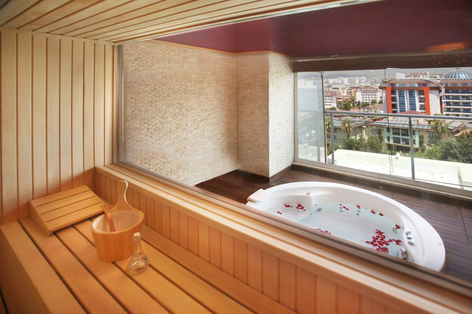 sauna im garten reizend adenya hotel and resort ab 58 e buchen of sauna im garten