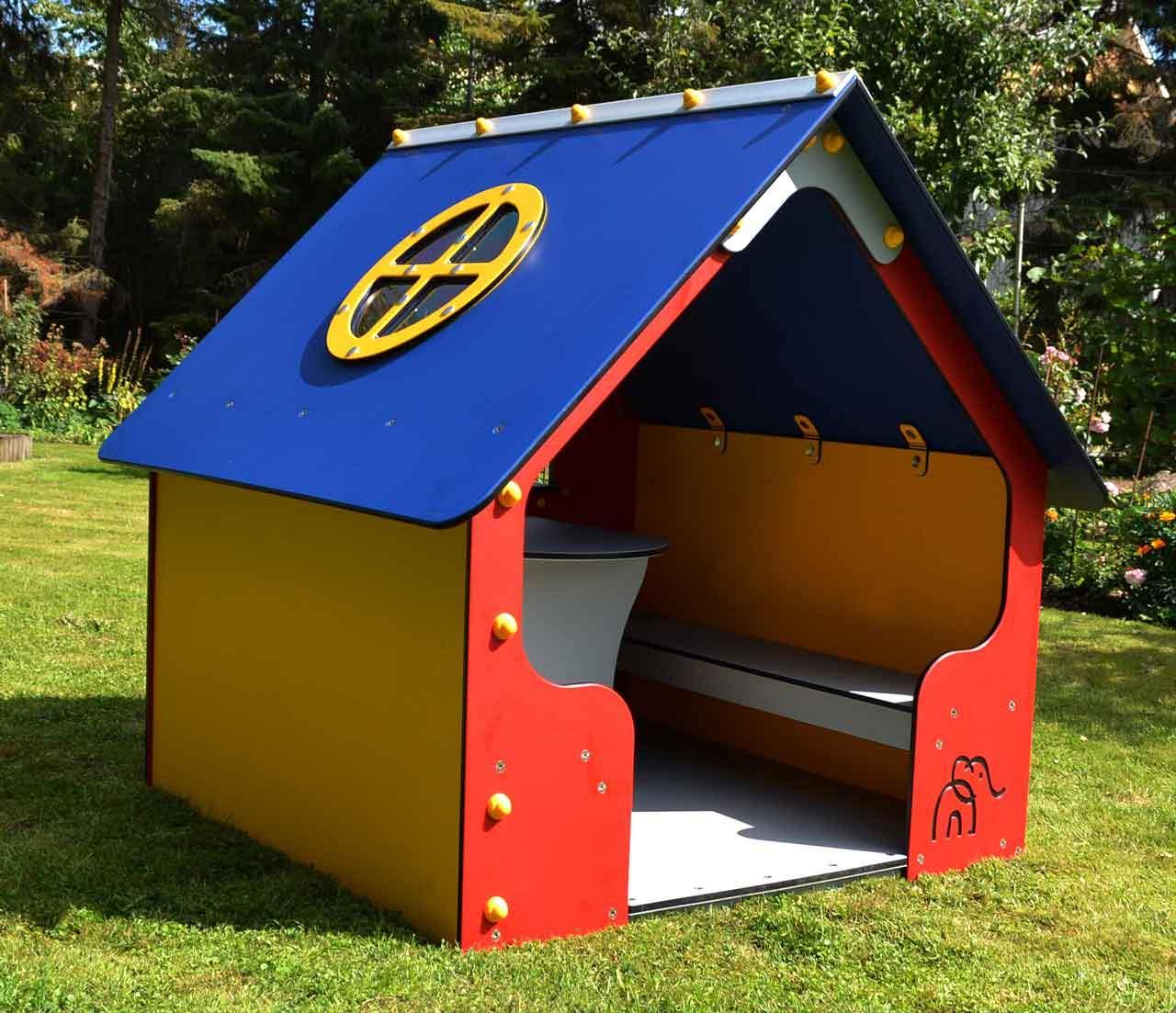 Ledon Spielhaus Sonnenblume Anwendung 4