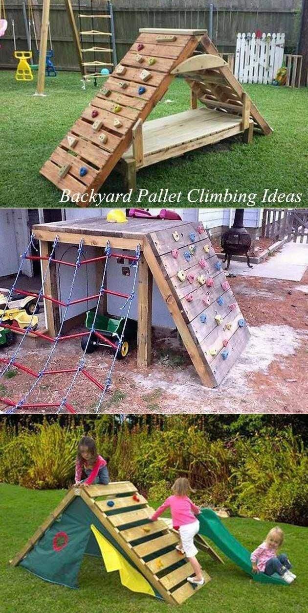 garten spielplatz luxus 17 cute upcycled pallet projects for kids outdoor fun of garten spielplatz