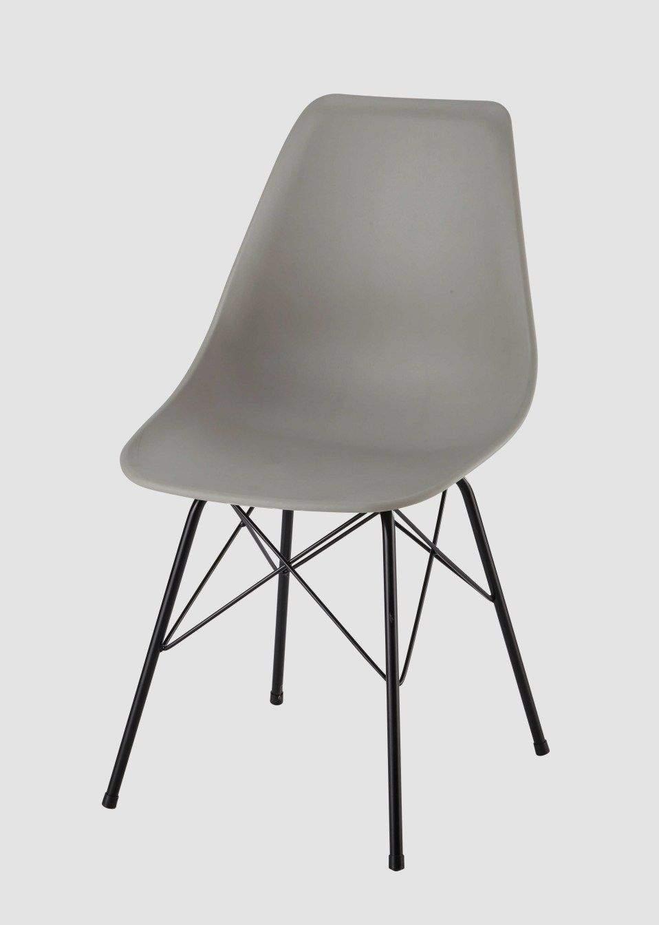 stuhl metall schwarz stuhl schwarz metall neu stuhl aus polypropylen und metall hellgrau genial