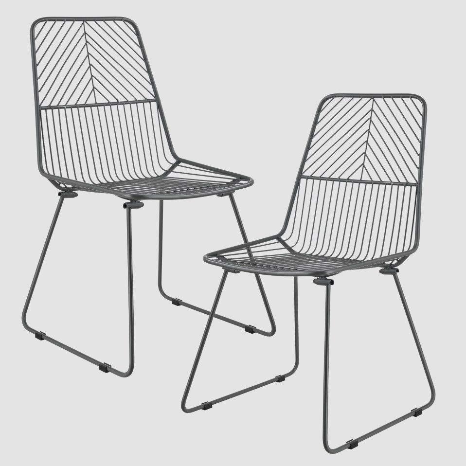 stuhl metall schwarz stuhl schwarz metall schoen ensa 2x design stuehle metall dunkelgrau neu