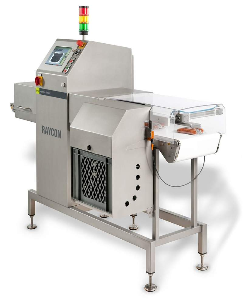 FachPack 2012 Produktinspektionssystem