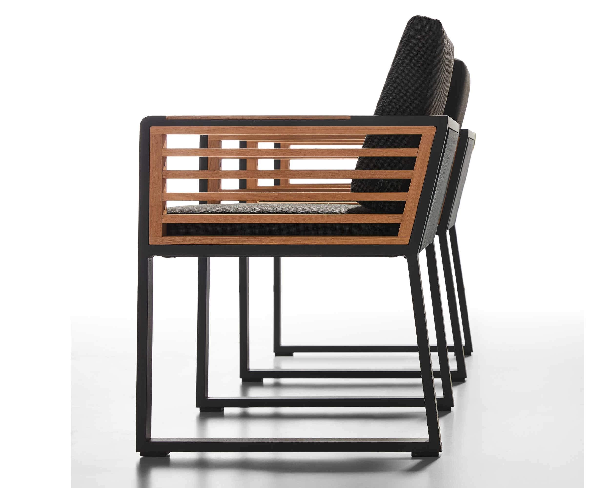 garten stuhl detail seitlich
