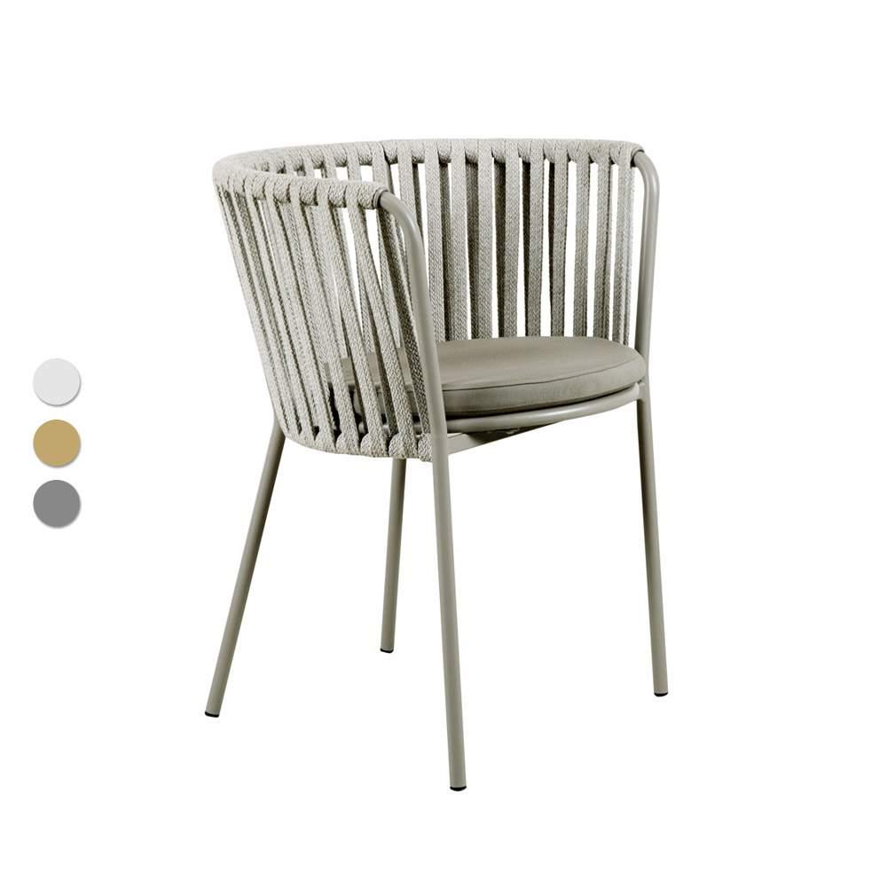 gartenstuhl modern skandinavisch designer armlehnstuhl outdoor 085 05 01 0028 04