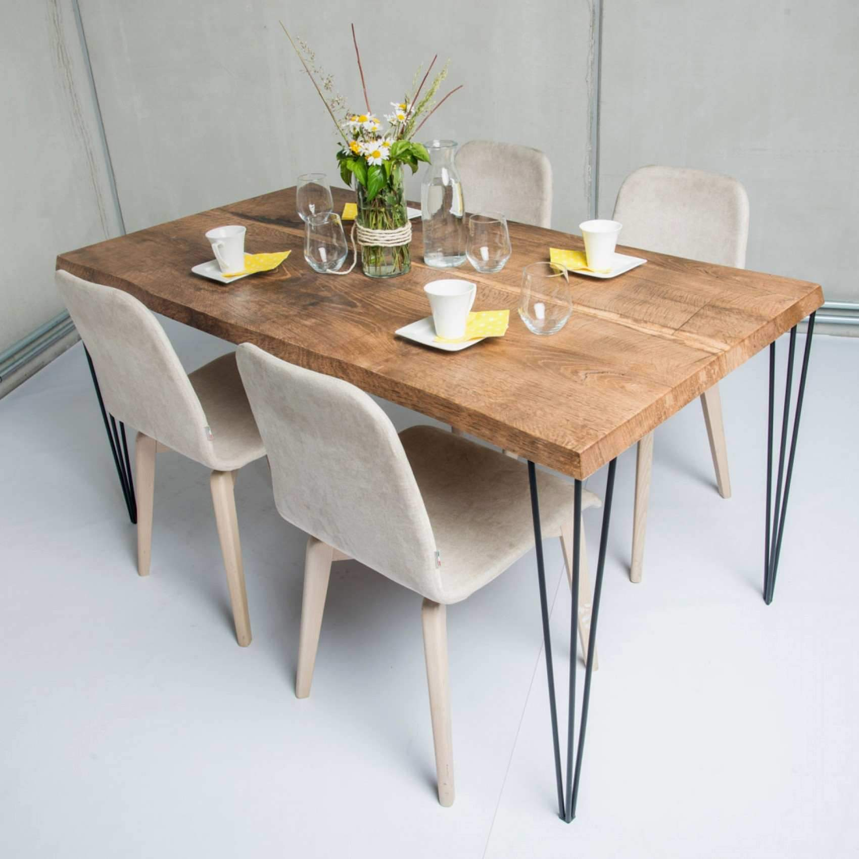 tisch und stuhle inspirierend esstisch mit sthlen beste von groa holzplatte stesstisch of tisch und stuhle