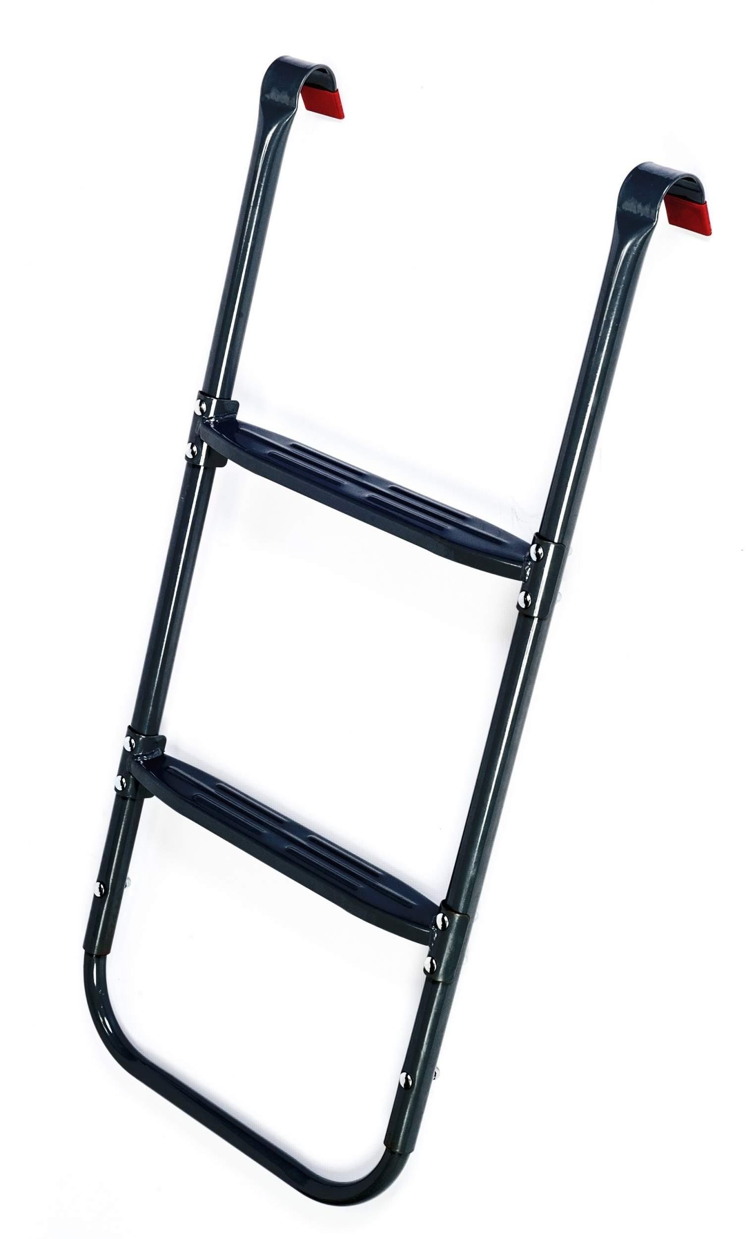 jumpking trampoline met net en ladder jumppod oval 518 x 427 cm zwart 2016 5