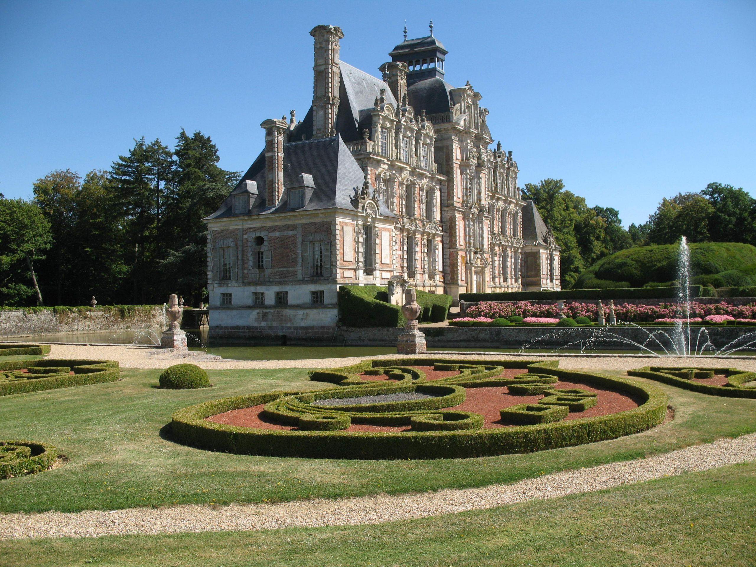 Château de Beaumesnil 6 JPG