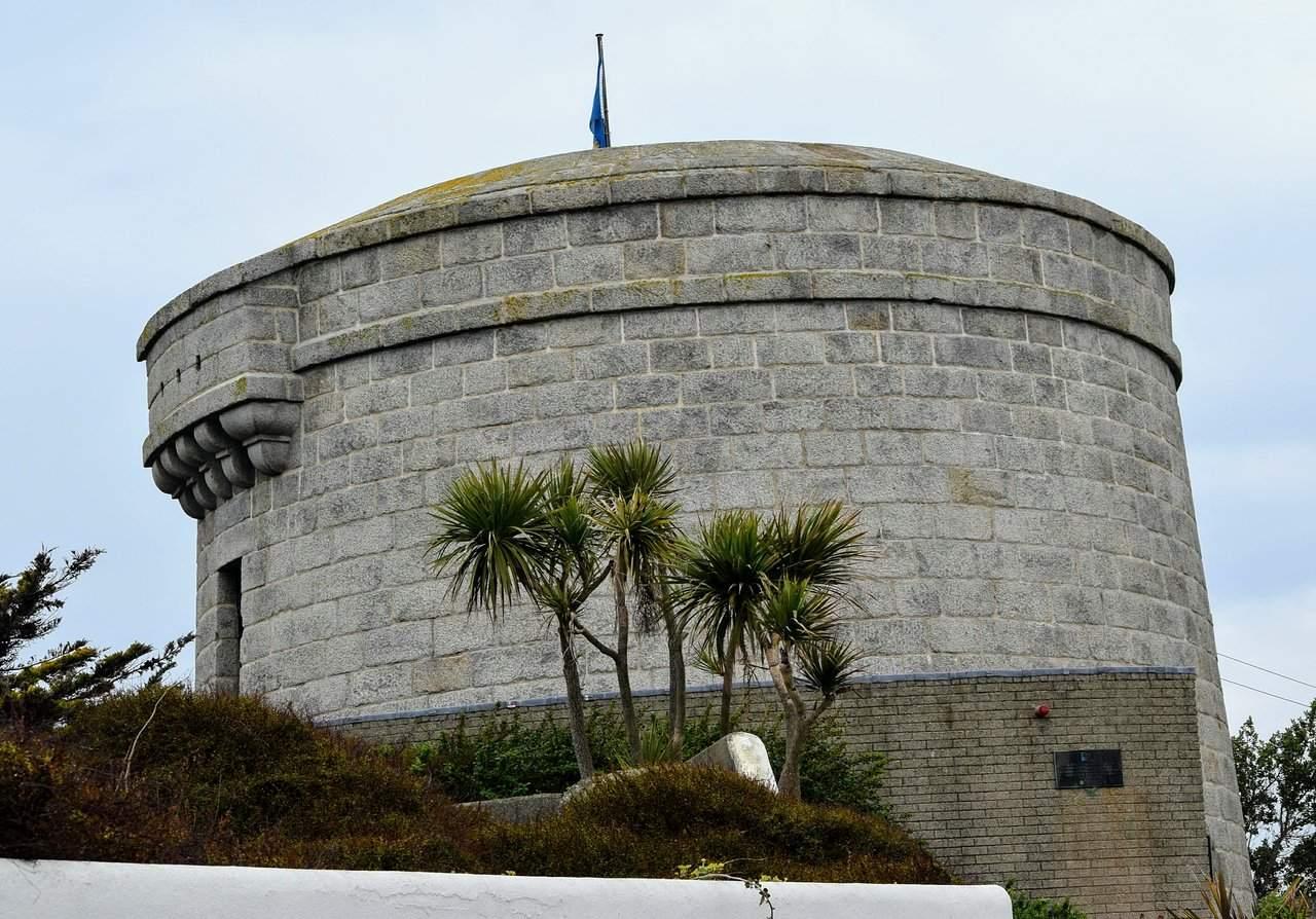 martello tower where
