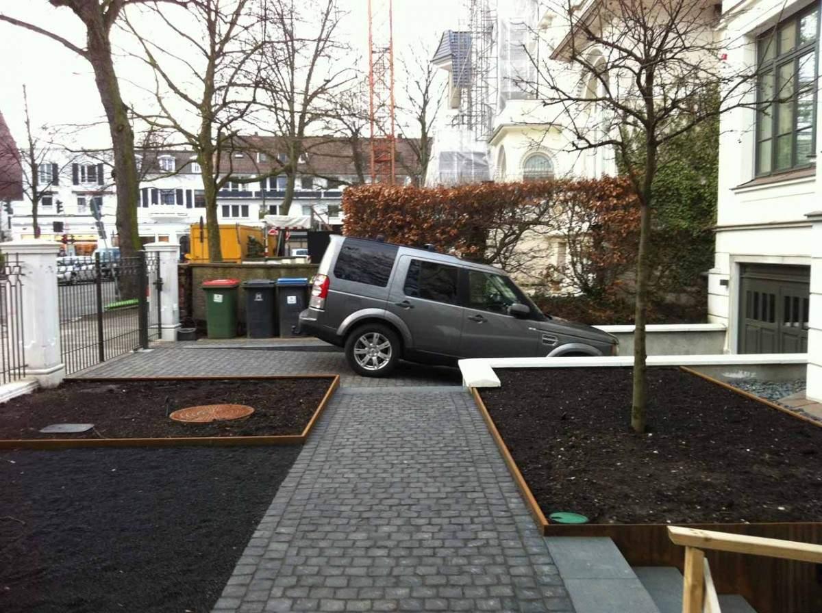 Garten Von Ehren Luxus Halb Schattiger Vorgarten In Hamburg Winterhude