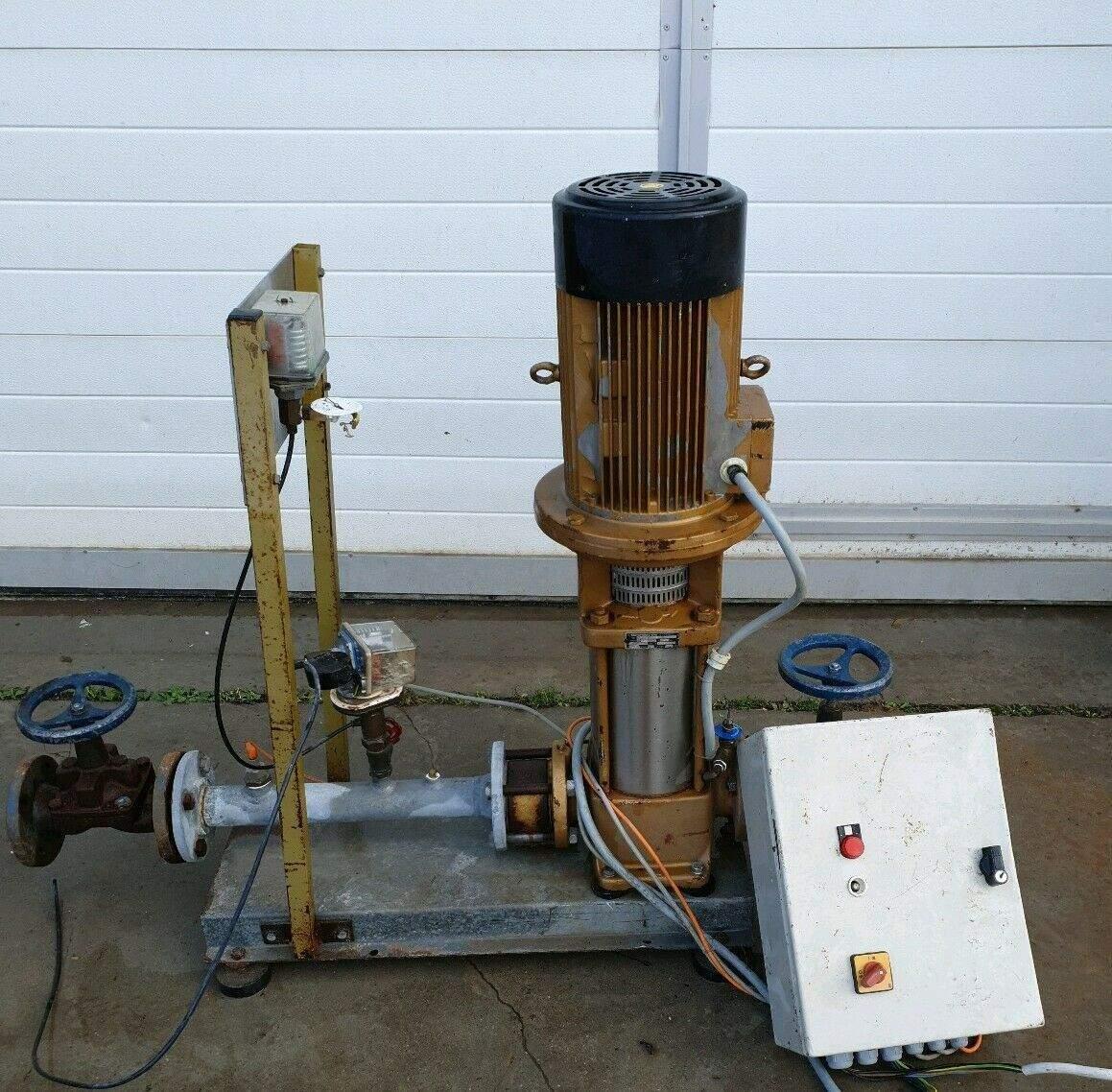 garten pumpen schon pumpe grundfos cr 16 50 f a a druckerhohungspumpe 3 x 400 v druck p9 1200 of garten pumpen