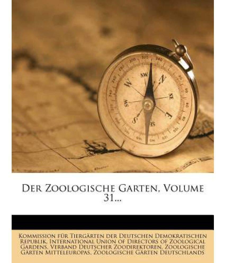bank garten neu der zoologische garten volume 31 of bank garten