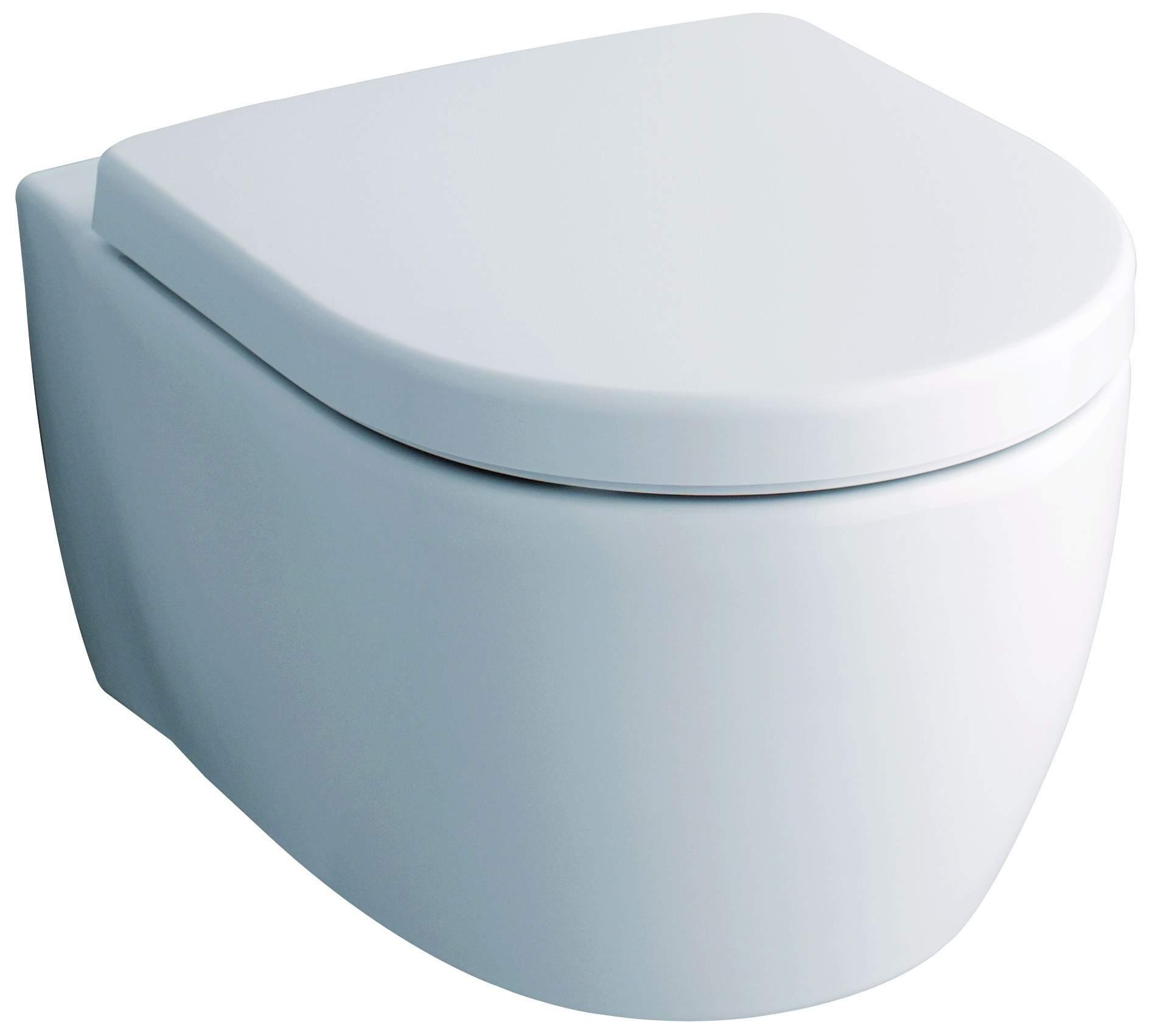 Keramag 2015 Kombination ICon Tiefspuel WC 6 Liter wandhaengend WC Sitz Absenkautomatik