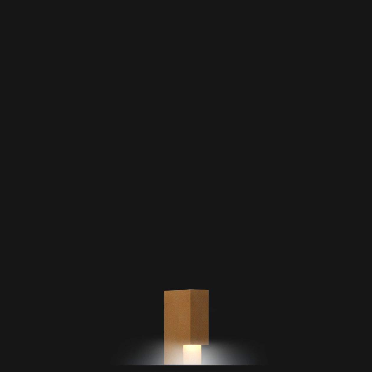 Leuchte Design Aussenleuchte Nano Flash Rost 4