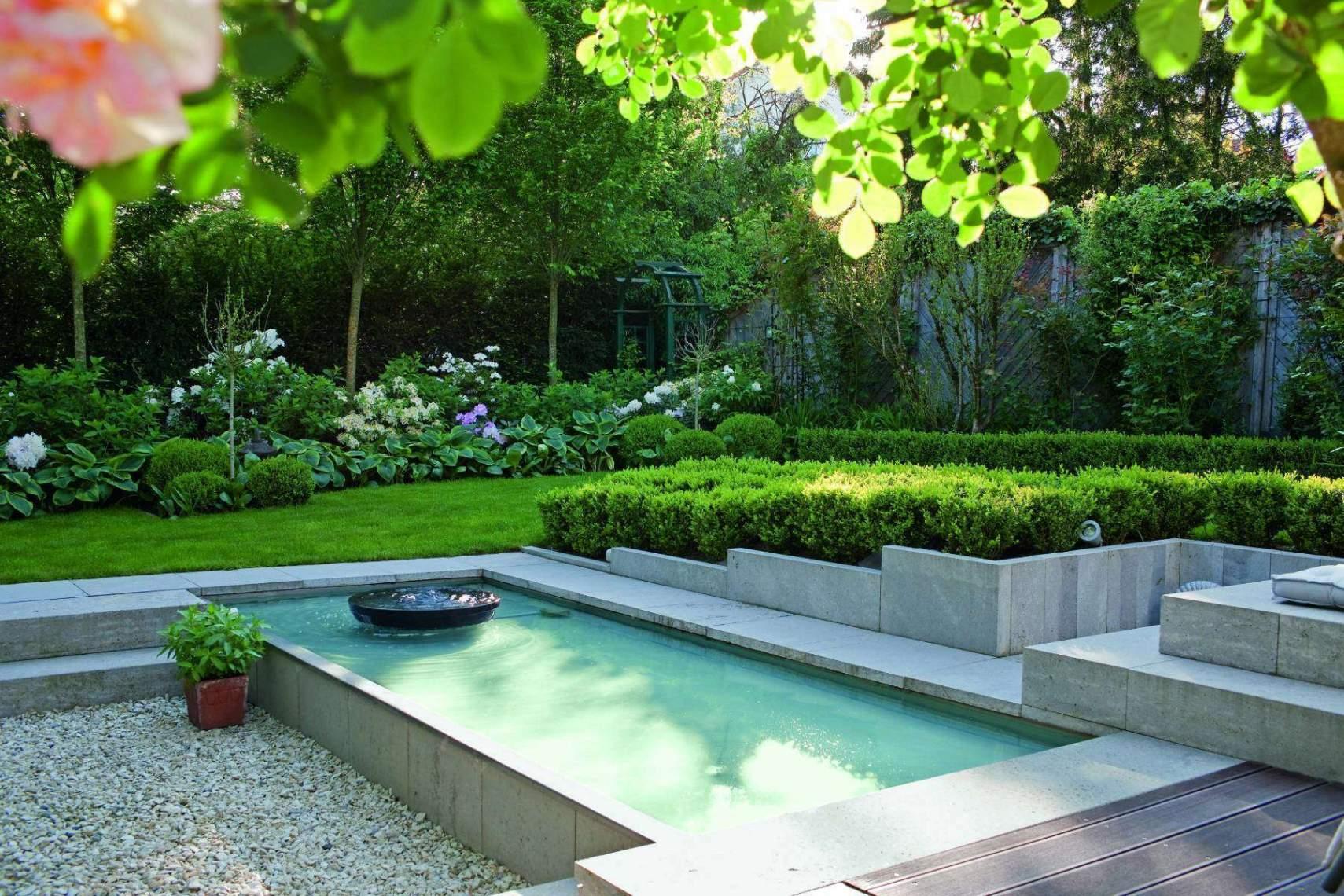 Gartenideen Für Kleine Gärten Reizend Kleine Pools Für Kleine Gärten — Temobardz Home Blog