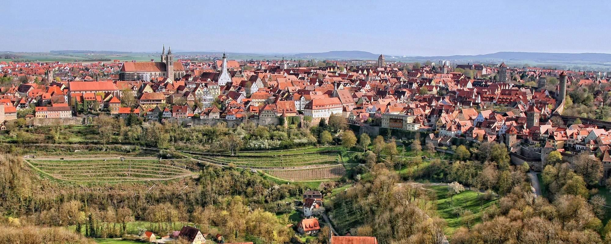 Gemüse Im Garten Das Beste Von Vacaciones En Rothenburg Rothenburg tourism Es
